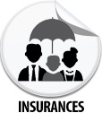 Insurance companies & agents